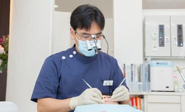 茅ヶ崎の歯医者、湘南まつだ歯科医院の「審美治療」