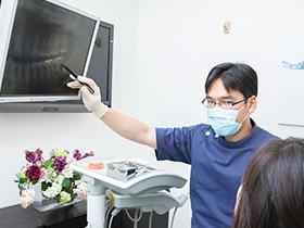 茅ヶ崎の歯医者、湘南まつだ歯科医院の「カウンセリング・インフォームドコンセント」